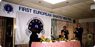 1e ESA bijeenkomst